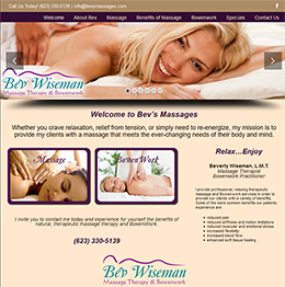 bevs massage-jireh-communications-wed developers