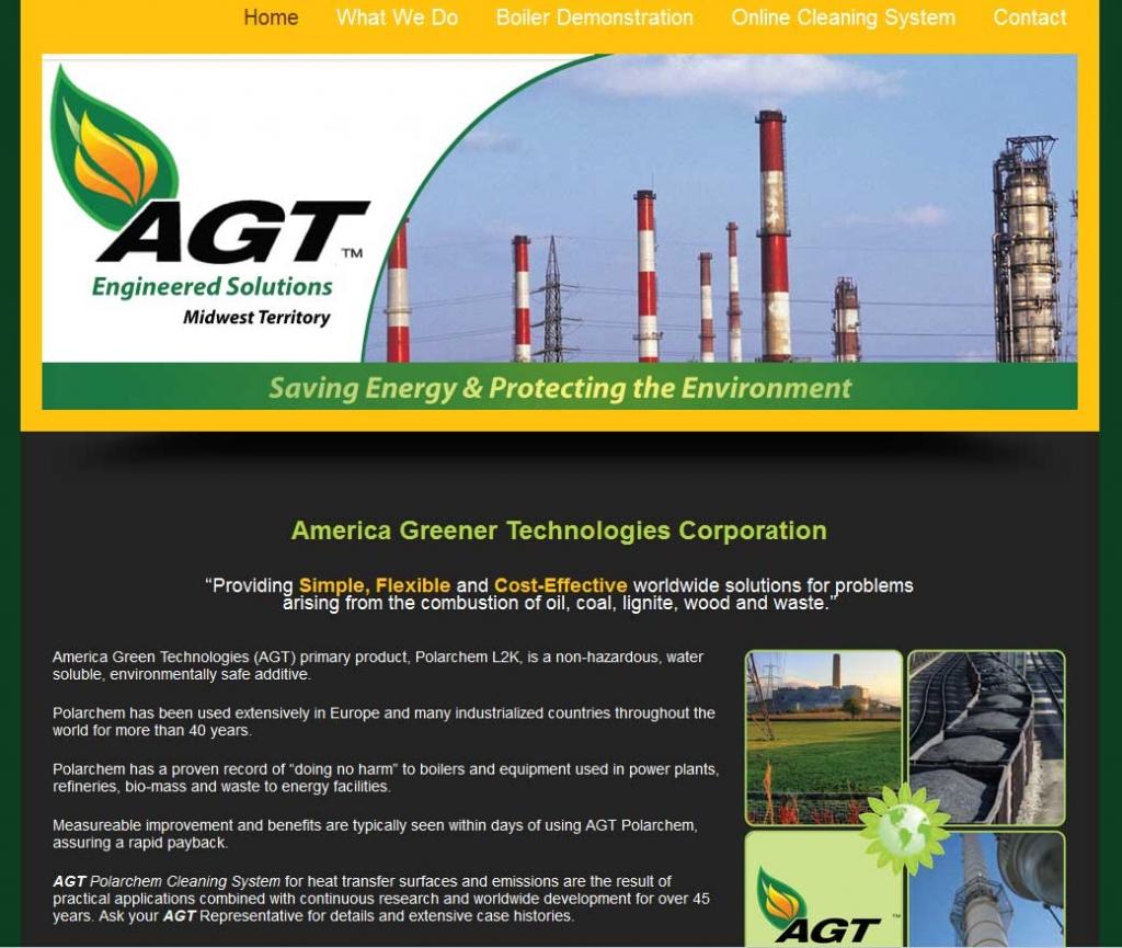 agt - Responsive Web Design